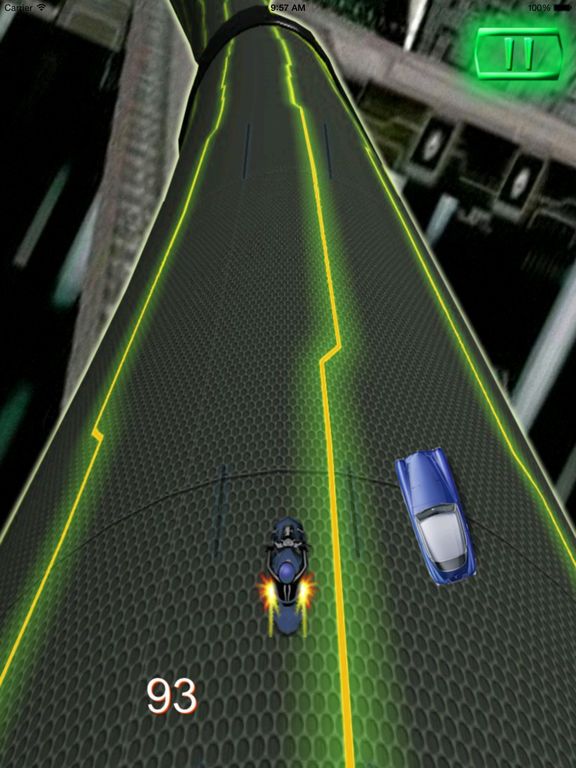 A Night Turbo Tiny PRO - City Offroad Game screenshot 7
