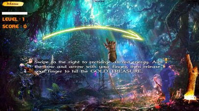 Great Magical Elf Archer - Bow Victory Is Now screenshot 2