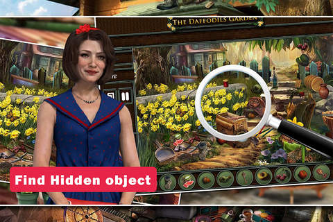 Hidden Object: The Dafodils Garden - náhled