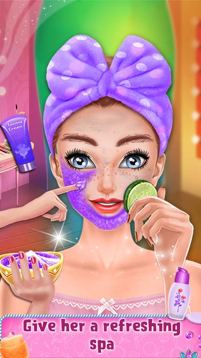 Princess Fashion Doll Makeover screenshot 4