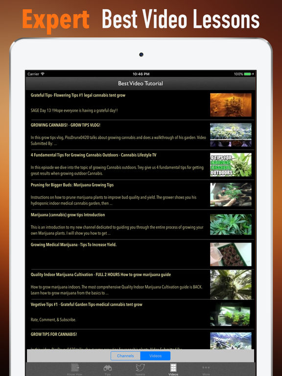 Cannabis Cultivation-Horticulture and Medical screenshot 7
