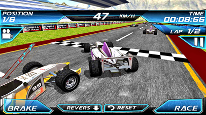 McLaren Formula F1 : Real Fast Car Racing Game-s screenshot 3
