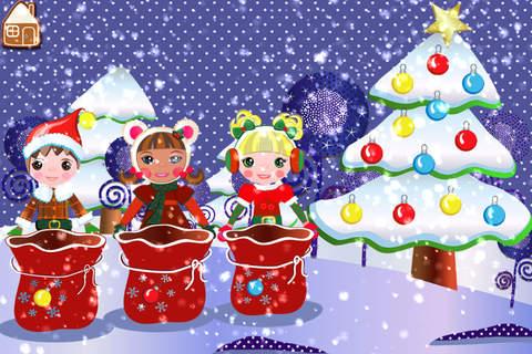 Kids Christmas Puzzle - náhled