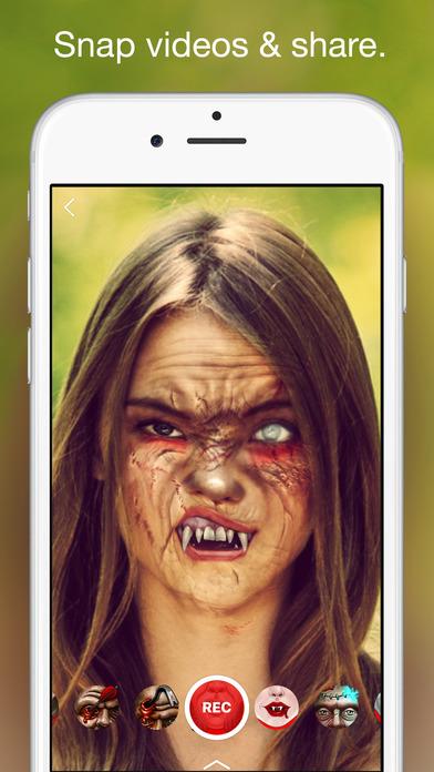 Monsterfy - Monster Face App screenshot 4