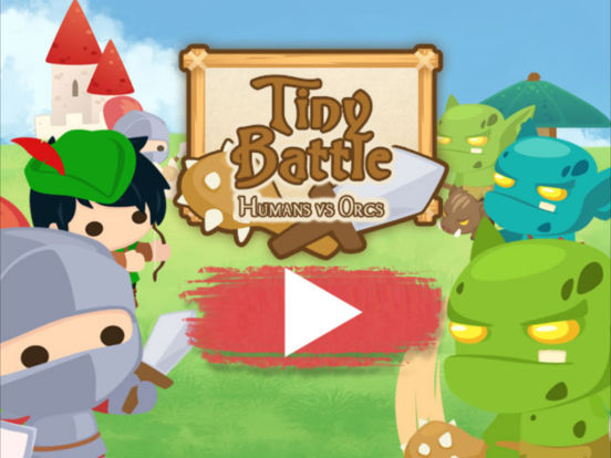 Tiny Battle screenshot 5