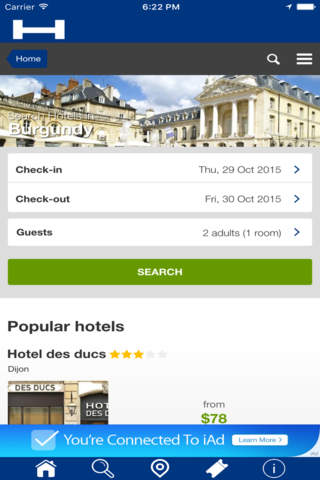Burgundy Hotels + Compare and Booking Hotel for To - náhled