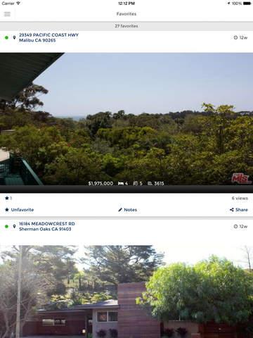 SoCal Property Search - náhled