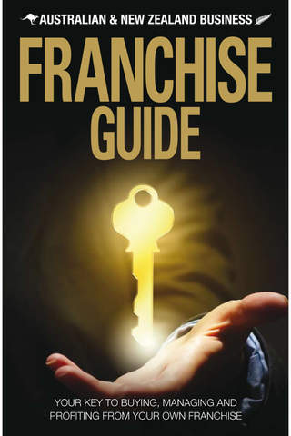 Business Franchise Guide - náhled