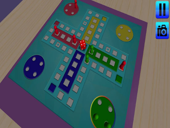 Classic Ludo : 3D Puzzle Game 2016 screenshot 5