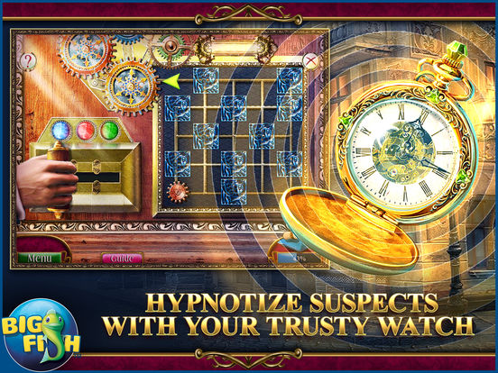 Danse Macabre: Lethal Letters - A Mystery Hidden Object Game (Full) screenshot 8