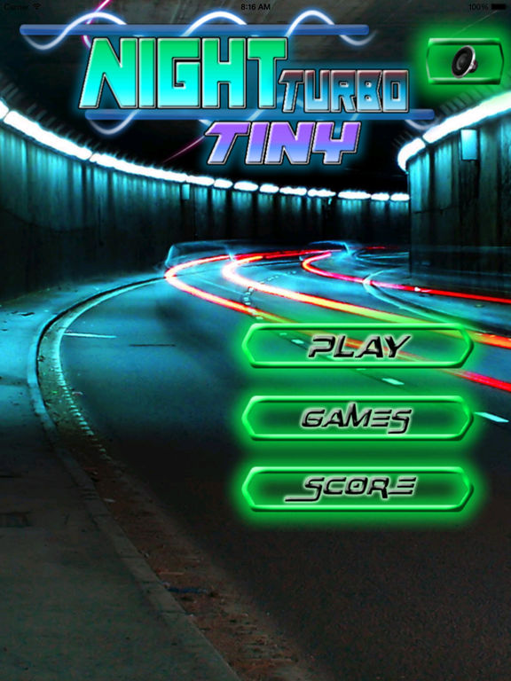 A Night Turbo Tiny - City Offroad Game screenshot 6