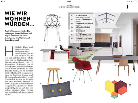 CI E-Magazin 8 - náhled
