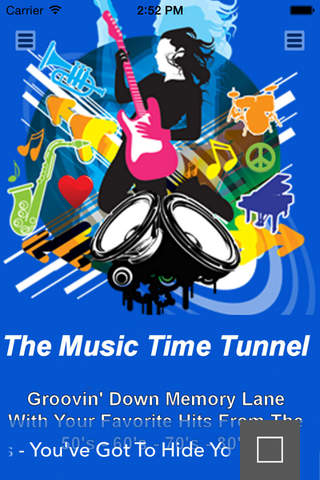 Music Time Tunnel - náhled