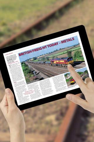 Railway Magazine – Providing Rail news since 1897 - náhled