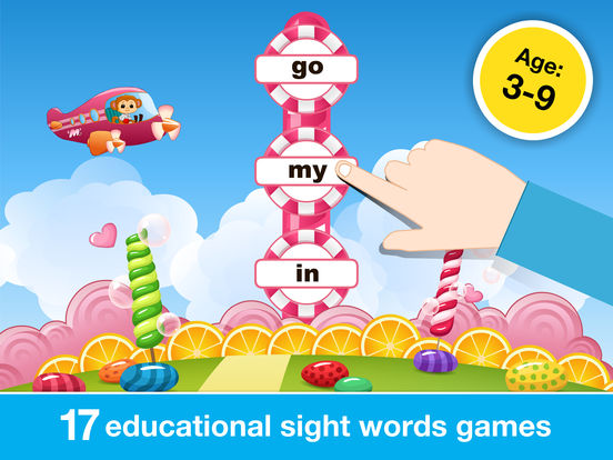 Sight Words ABC Games for Kids screenshot 6
