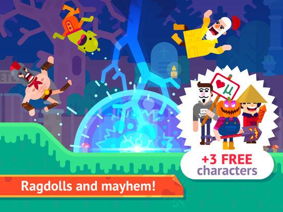 Bowmasters (Ad Free) screenshot 7