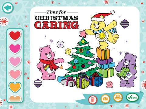 Care Bears Countdown to Christmas 2015 - náhled