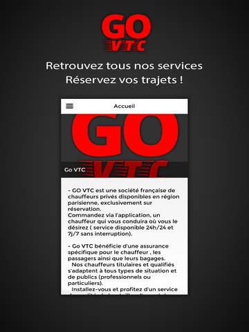 GO VTC - náhled