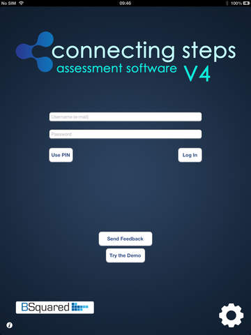 Connecting Steps Assessment Tool - náhled