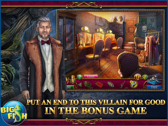 Danse Macabre: Lethal Letters - A Mystery Hidden Object Game screenshot 9