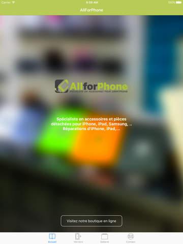 AllForPhone - náhled