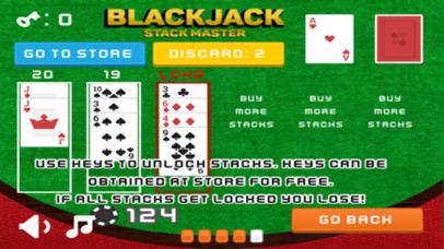 Blackjack - Stack Master screenshot 3