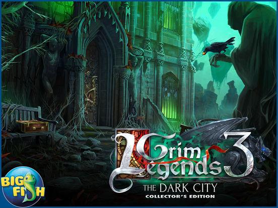 Grim Legends: The Dark City - Hidden Object Game screenshot 10