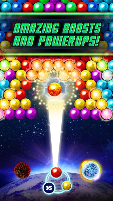 Bubble Earth screenshot 2