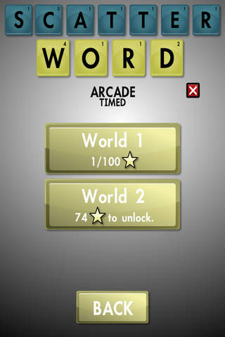 Scatter Word Lite - náhled