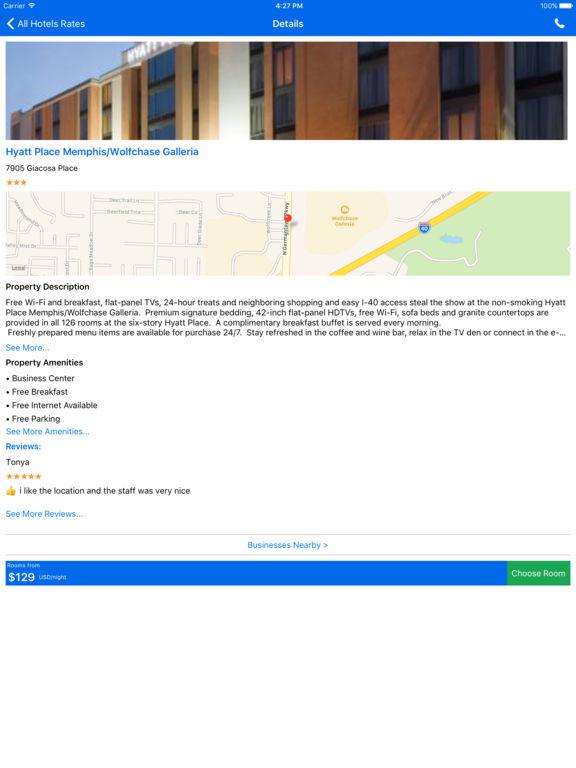 i4memphis - Memphis Hotels, Yellow Pages Directory screenshot 9