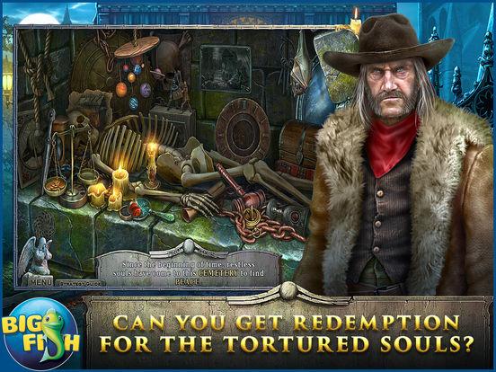 Redemption Cemetery: At Death's Door Hidden Object screenshot 7
