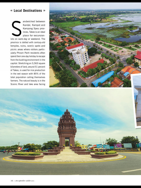 Cambodia Tourism Magazine screenshot 9