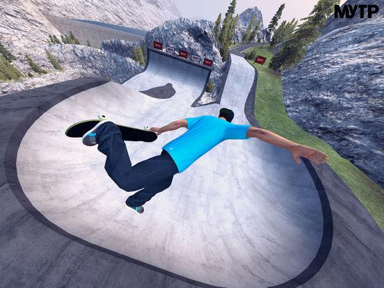 MyTP Skateboarding screenshot 7