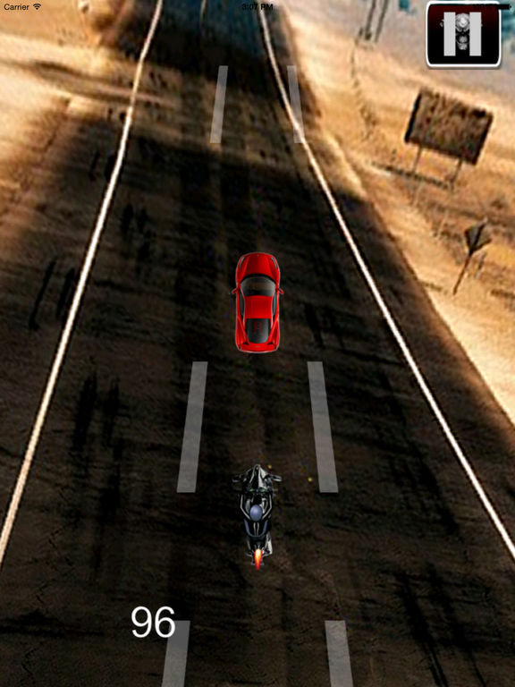 Best Highway Bike - Awesome High-Powered Motorcycle Driving Game screenshot 8