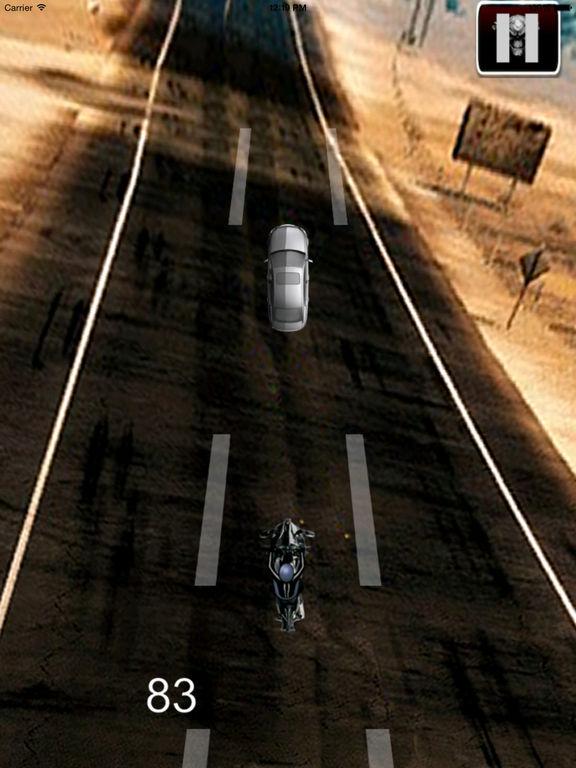 Savage Fury On Two Wheels - Amazing Extreme Speed screenshot 8