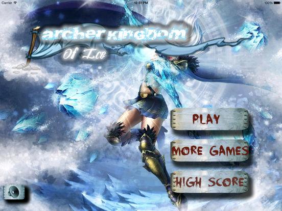 Archer Kingdom Of Ice Pro - The Best Archery Game screenshot 6