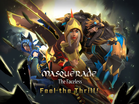 Masquerade: The Faceless screenshot 6