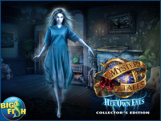 Mystery Tales: Her Own Eyes HD - A Hidden Object Mystery screenshot 5