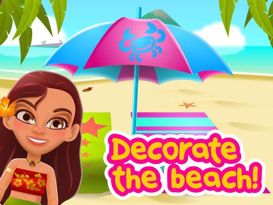 BFF Summer Fun - Happy Holidays at the Beach screenshot 10