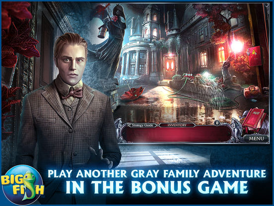 Grim Tales: The Heir - A Mystery Hidden Object Game screenshot 9