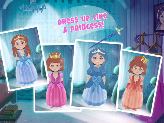Fairy Tale Makeover - Princess Hair & Makeup Salon screenshot 10