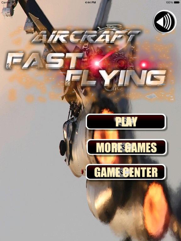 Aircraft Fast Flying - Aircraft Simulator Game screenshot 6