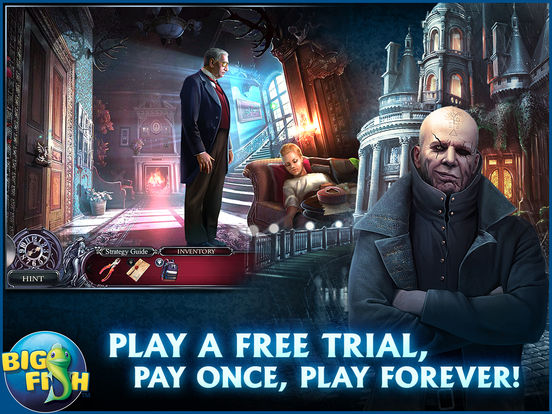 Grim Tales: The Heir - A Mystery Hidden Object Game screenshot 6