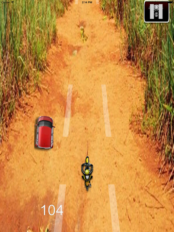 A Stunt Offroad Motorcycle Pro - Awesome Game screenshot 9
