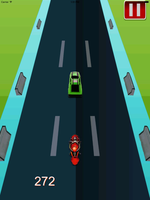 Extreme Speed Traffic screenshot 8