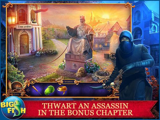 Royal Detective: Legend of The Golem - A Hidden Object Adventure screenshot 9