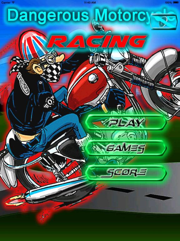A Dangerous Motorcycle Racing - furiously game screenshot 6