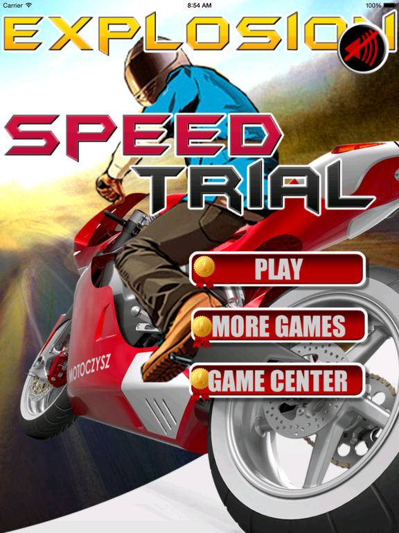 A Explosión Speed Trial PRO screenshot 6
