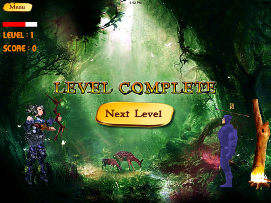 Magical Elf Shooting Pro - Revenge Of The Archer screenshot 7