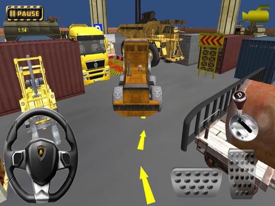 Truck Parking Simulation 3D screenshot 6